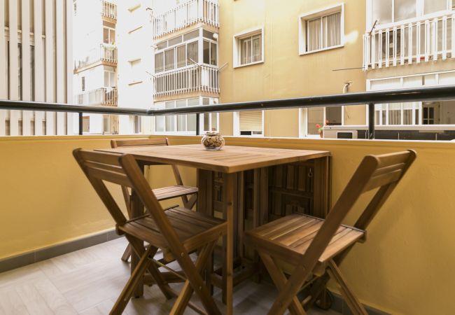 Apartamento en Málaga - Maestranza - MálagadeVacaciones