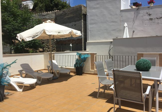 Málaga - Estudio